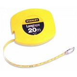 STANLEY Steel Long Tape 20M [34-105-20] - Meteran Manual
